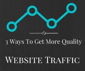 Quality Website Traffic